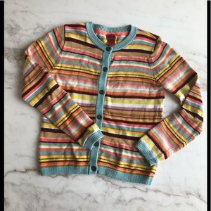 Sz xl kids cardigan from Missoni for target